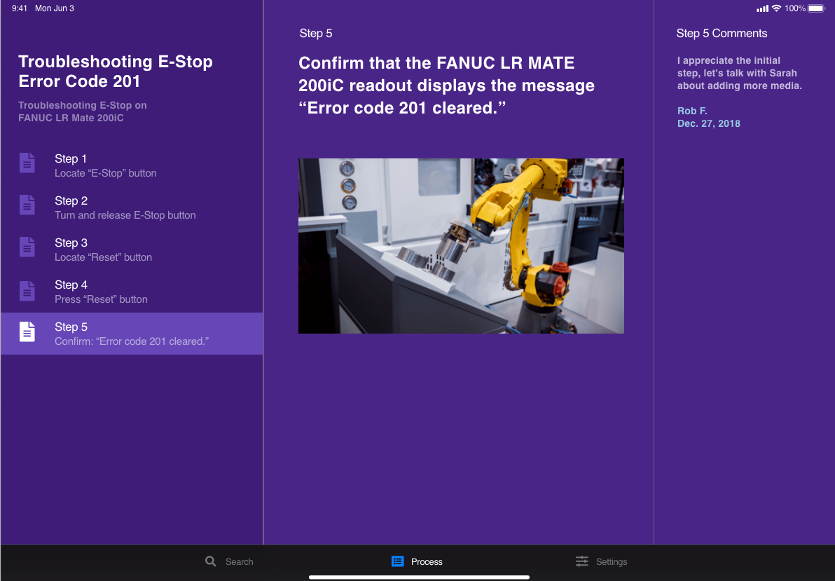 Unplanned Downtime: Respond Rather than React_Featured Image of the SuperDoc Interface